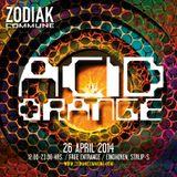 SEVENUM SIX [BE] live on Zinloos Geluid Soundsystem @ ACID ORANGE 26-04-2014