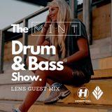 Stream DnB presents: The Mint DnB Show - Lens Guest Mix