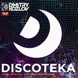 DJ DMITRY KOZLOV - DISCOTEKA vol.13 (BASSLINE & FUTURE HOUSE)