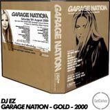 DJ EZ - Garage Nation - Gold - 2000