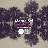 Ibiza Live radio Dj Mix (Melodic Vibes) - Global House Session with Marga Sol