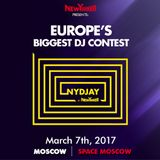 NYDJAY by NEW YORKER– DJ Uneasy - Russia