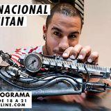 ¿Un tatuador con un brazo biónico? Desde Francia nos comunicamos con J C Sheitan #FAN230