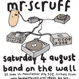 Mr Scruff live DJ mix from Keep It Unreal, Band On The Wall, Saturday August 4th 2012
