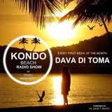 Kondo Beach - Compiled & mixed by Dava Di Toma - January 17