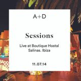 Amp+Deck Live at Ibiza's Boutique Hostal Salinas Pt.2  (11/07/14)
