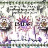 KACLI  Unleash 20151002 @ Quark
