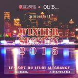 01 Grange Winter Session 2015 :  Warm Up Bass