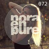 Nora En Pure - Purified Radio 072 on TM Radio - 09-Jan-2018