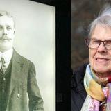 Min morfar dog på Titanic