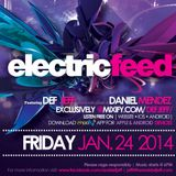Electric Feed 008 (Guestmix Daniel Mendez)