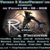 Techno 2 Hardtechno Reapers B-Day 09/2015