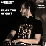 Martin Kepy - Thank you my guys (Gat Electra with Peletronic - live in Gogo klub 20.11.2015)