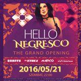Stuka - Hello Negresco Party @ Club Negresco 2016.05.21