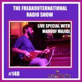 The FreakOuternational Radio Show #148 with Marouf Majidi 27/09/2019