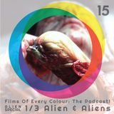 FOEC Podcast Ep.15 – Alien Special, part 1: Alien & Aliens