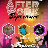 A Night @ Frances Lounge - After Work 80s-90s Hip-Hop/R&B Set - 7 Dec 2018