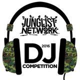 DJ Bonnie Blaze's Junglist Network 2016 Competition Mix