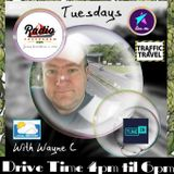 Tuesday Drive with Wayne C - 16th April 2019
