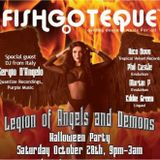 Fishgoteque  Angels and Demons EP