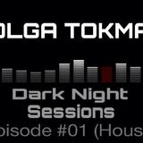 Tolga Tokmak - Dark Night Sessions 2015 Podcast Series #01 (House)