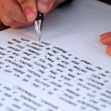 Write Out Loud 30/11/2013