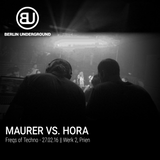 Maurer vs Hora @ Freqs of Techno