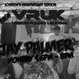 Jay Palmer live on visionradiouk monday 1st october 2018