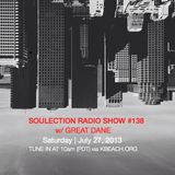 Show #138 w/ Great Dane