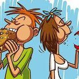 Les étudiants et l'alimentation