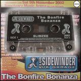 Slimzee & MC's Gods Gift & Viper - Sidewinder Bonfire Bonanza - 09/11/2002