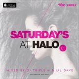 Saturday's AT Halo (Promo mix)