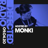 Defected Radio Show presented by Monki - 09.04.20