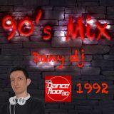 radio dancefloor 90's mix 1992 04 10 2014