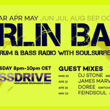 "Feindsoul guestmix for ""Berlin Bass"" Radioshow on Bassdrive, May 23rd 2016"