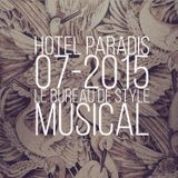 HOTEL PARADIS # 0715