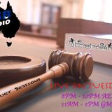 The Court Sessions 28th of July 2015 live on NSB radio