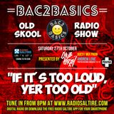 Bac2Basics Old Skool Radio Show with Chub Kray & Andrew Love (Positiva Records 93-97 mix) 27.10.2018
