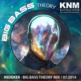 Redeker - Big Bass Theory mix 07-2014
