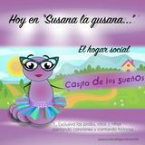 Susana la gusana presenta a la casita de los sueños. Cuentos, música y más.