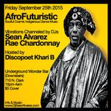 AfroFuturistic is Friday 9/25: This is the Promo Mix