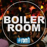 Rom1 @ Boiler Room (2013)