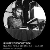 Audioexit Podcast 004 - Snap-9A