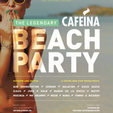 dj's Tommy & Ricardo @ Cafeina Beach Party 14-08-2017