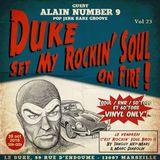 "Midi Steady Go! "" The Rockin' Soul Bros feat Mark Diabolik (part 1) Special"" on Radio Grenouille"