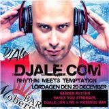 Harder rhythm makes you stronger. DjAle.com LIVE MIX @ Mobergs Bar Dec 2014