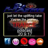 Uplifting Trance-PodCast(20.9.17)