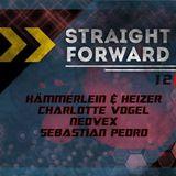 Charlotte Vogel @ Straight Forward Soho Stage 12.01.18