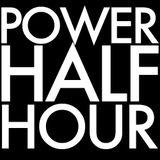 De helft van een uur