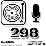 Techno Music | Rhythm Converted Podcast 298 with Tom Hades (Live from Tanzhaus - Frankfurt)